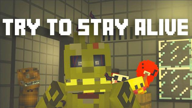Map fnaf 2 for minecraft pe for android apk download map fnaf 2 for minecraft pe screenshot 3 gumiabroncs Choice Image