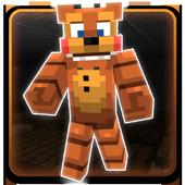 MOD Minecraft FNAF icon