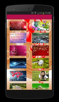 keyboard PIC apk screenshot