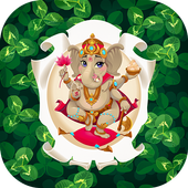 Ganesha Photo Frame icon