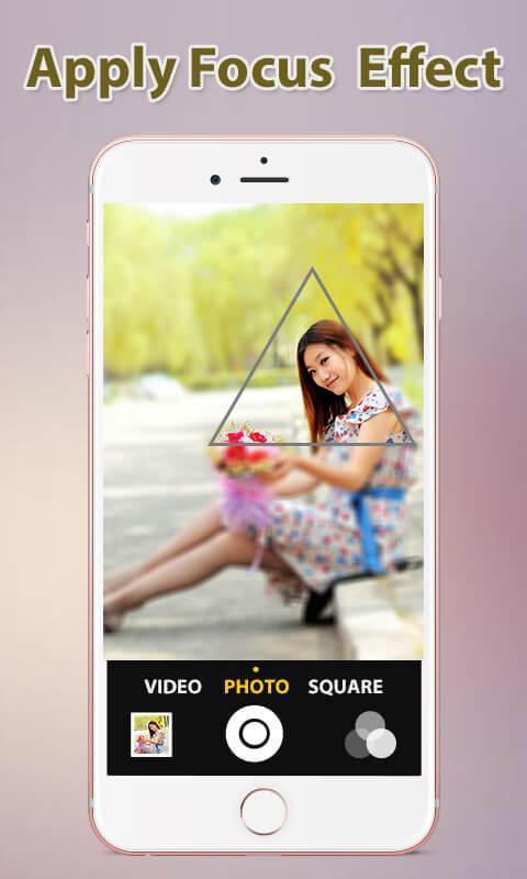 live focus camera app download