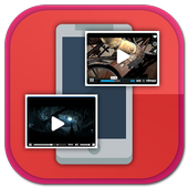Pop Up Video Player Floating : Video Popups icon