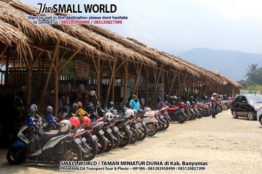 SMALL WORLD Banyumas | Pramahilda Carter & Foto screenshot 1