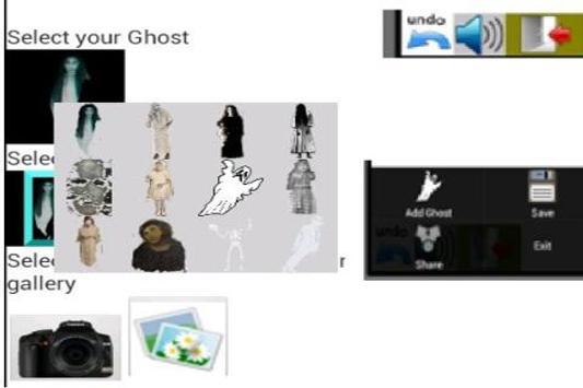 Ghost Photo Prank screenshot 1