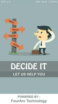 Decide It poster