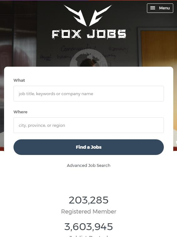 Fox Jobs for Android - APK Download