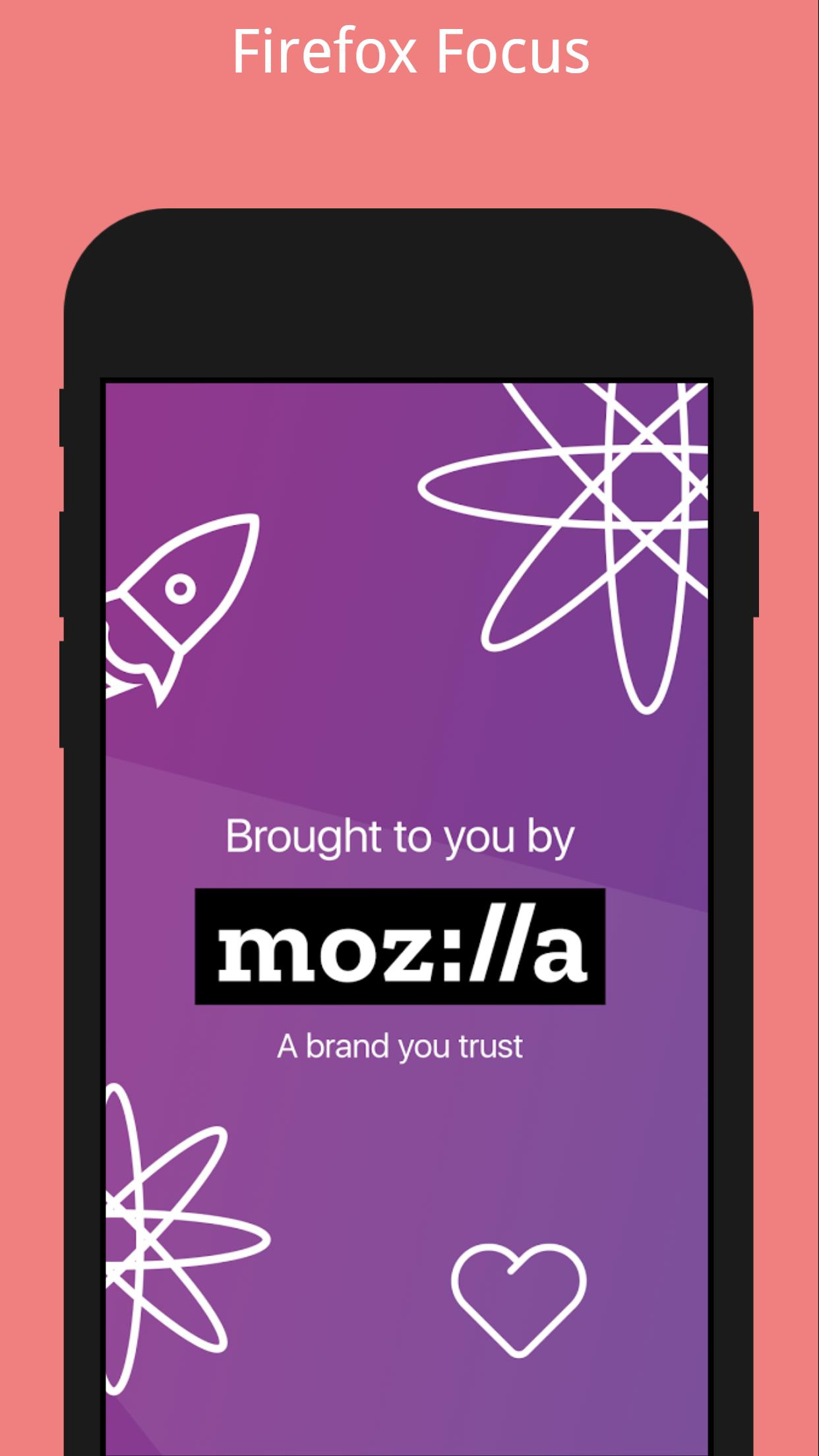 Free Firefox Focus Private Browser Helper for Android - APK