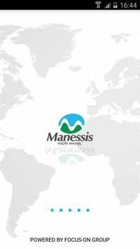 Manessis Travel poster