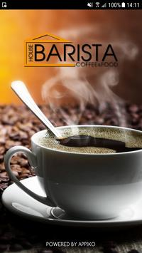House Barista poster