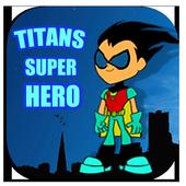 Super Titans Go Run icon