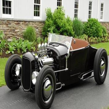 أجمل السيارات الكلاسيكية apk screenshot