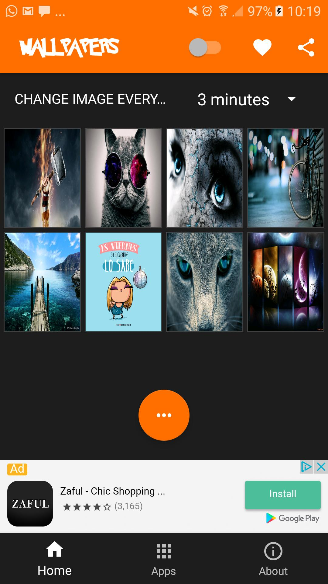 Slideshow Animated Wallpaper For Android Apk Download