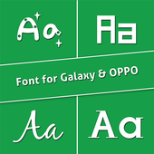 Font for Oppo & Galaxy Phone, Fonts Changer icon