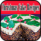 Christmas Cake Recipes icon