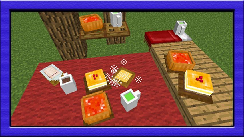 мод на разную еду в майнкрафт 1.7.10 #5