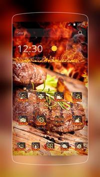 BBQ Nice Food poster