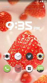 Food motion Live Wallaper apk screenshot