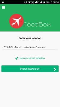 FoodBox-Food Ordering in UAE poster