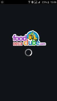 FoodClube Comerciante poster