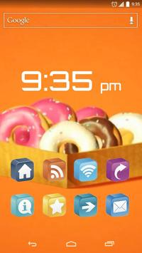 Food Equalizer Live Wallapaper poster