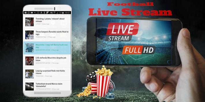 Football Live TV Streaming screenshot 6