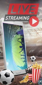Football Live TV Streaming poster