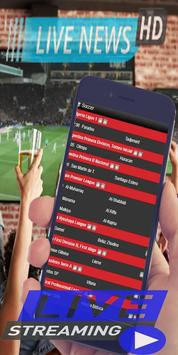 Football Live TV Streaming screenshot 1