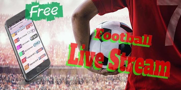 Football Live TV Streaming screenshot 3