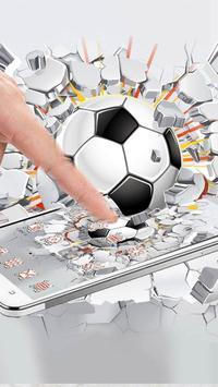 Football Soccer Theme poster