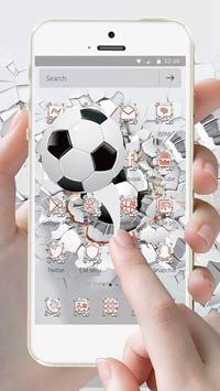 Football Soccer Theme apk screenshot