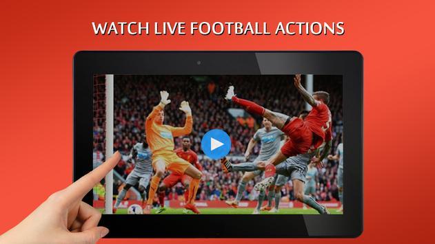 Football TV Live تصوير الشاشة 5