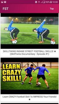 Football Skill Tutorial poster