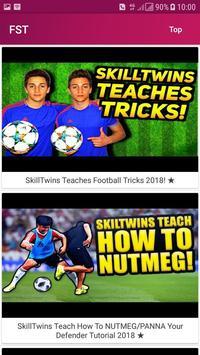 Football Skill Tutorial screenshot 1