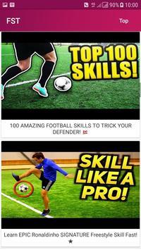 Football Skill Tutorial screenshot 2