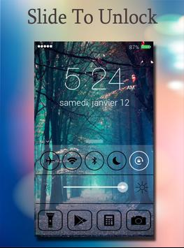 Phone X Theme Computer Launcher For OS 11 screenshot 1