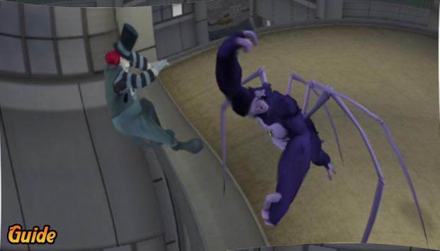 guide ben 10 ultimate alien screenshot 1