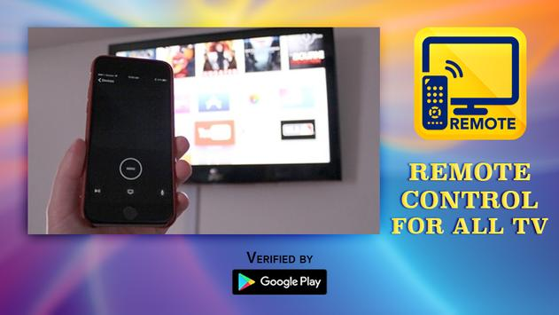 Universal Remote Control For All TV apk screenshot