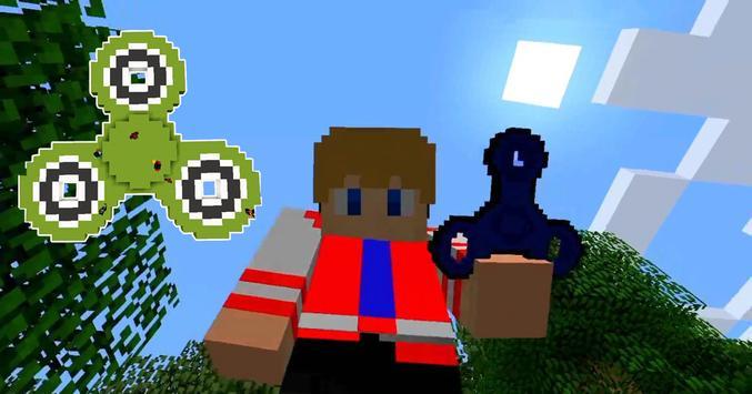 Mod Spinner For MCPE poster
