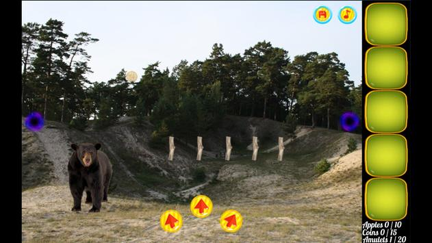 Forest Gold Escape screenshot 4