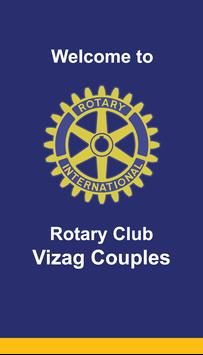 Rotary Club Vizag Couples poster
