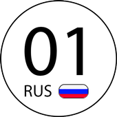 Коды регионов icon