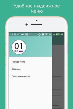 Коды регионов screenshot 3