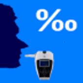 Alkolmeter icon