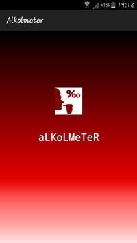Alkolmeter poster