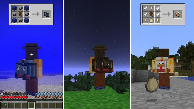 Mods for Minecraft PE apk screenshot