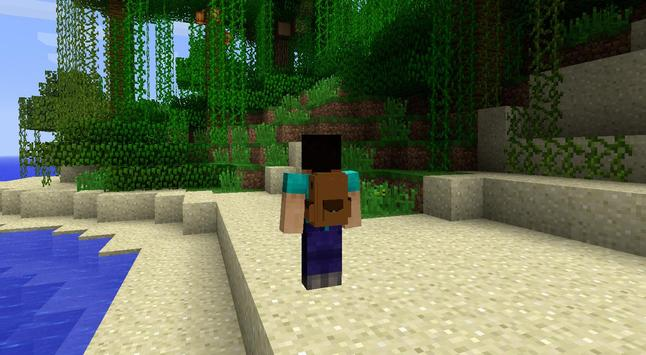 Backpacks for Minecraft PE apk screenshot