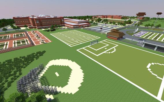 School for Minecraft PE apk screenshot