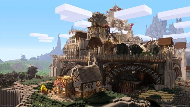 Wallpapers for Minecraft apk screenshot