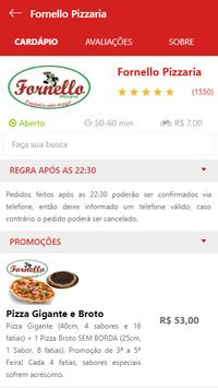 Fornello Pizzaria screenshot 1