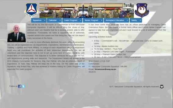 FVCS CAP apk screenshot